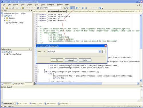 Java Run Command