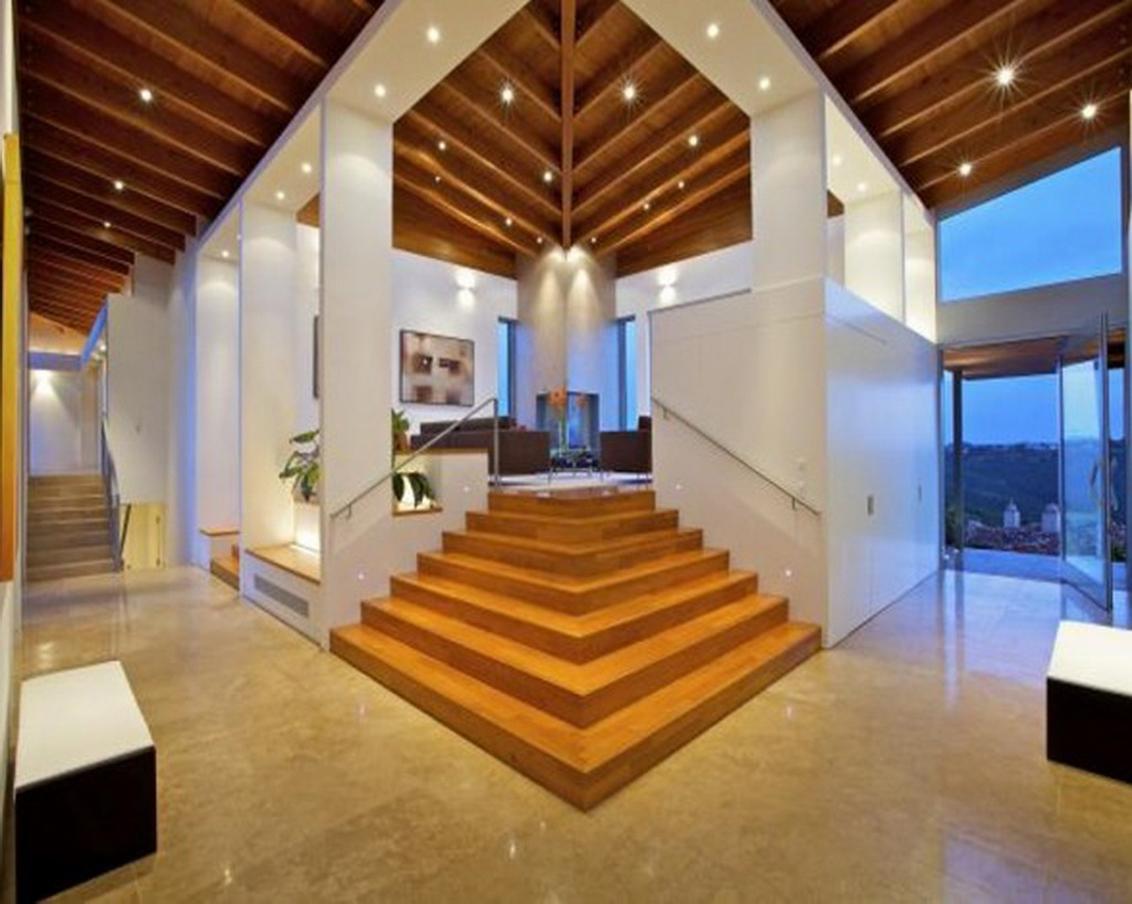 Fabulous Cool House Interior With Cool House Interior  Elegant With