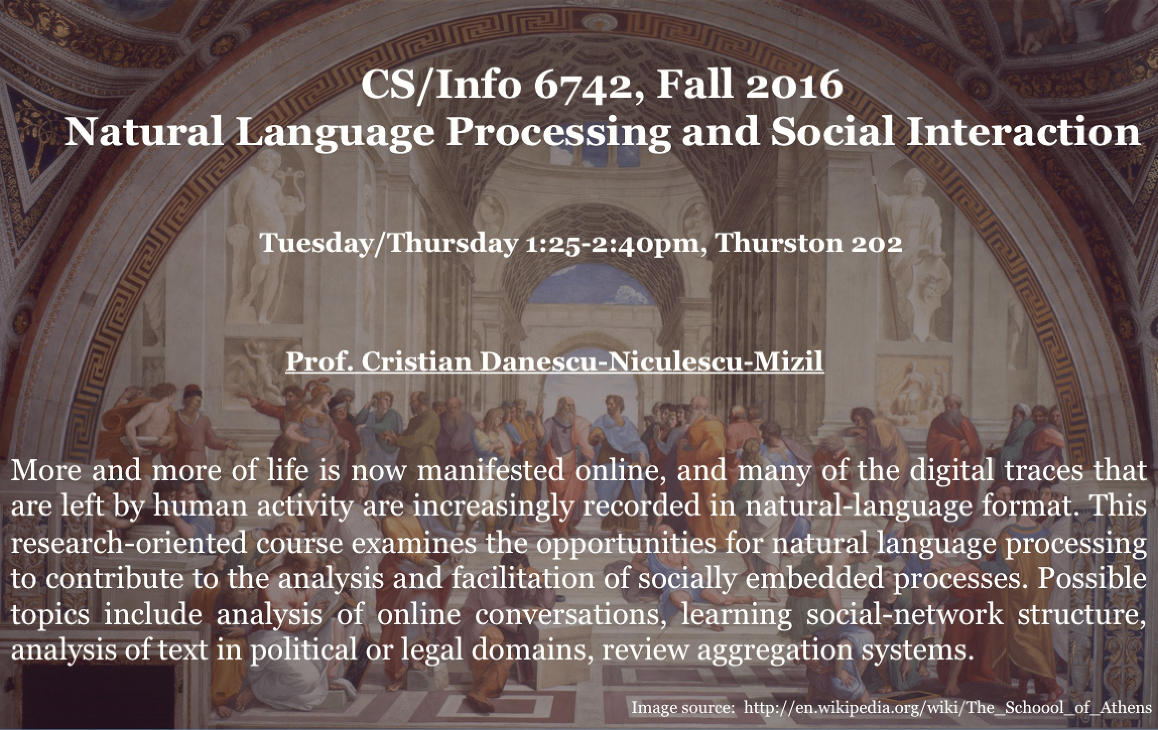 Cornell Dissertation Latex