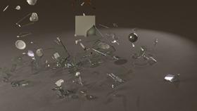 SIGGRAPH 2010论文:碎裂声音预测与合成