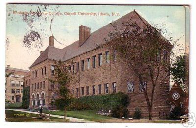 Architecture at Cornell - Edward Tremel