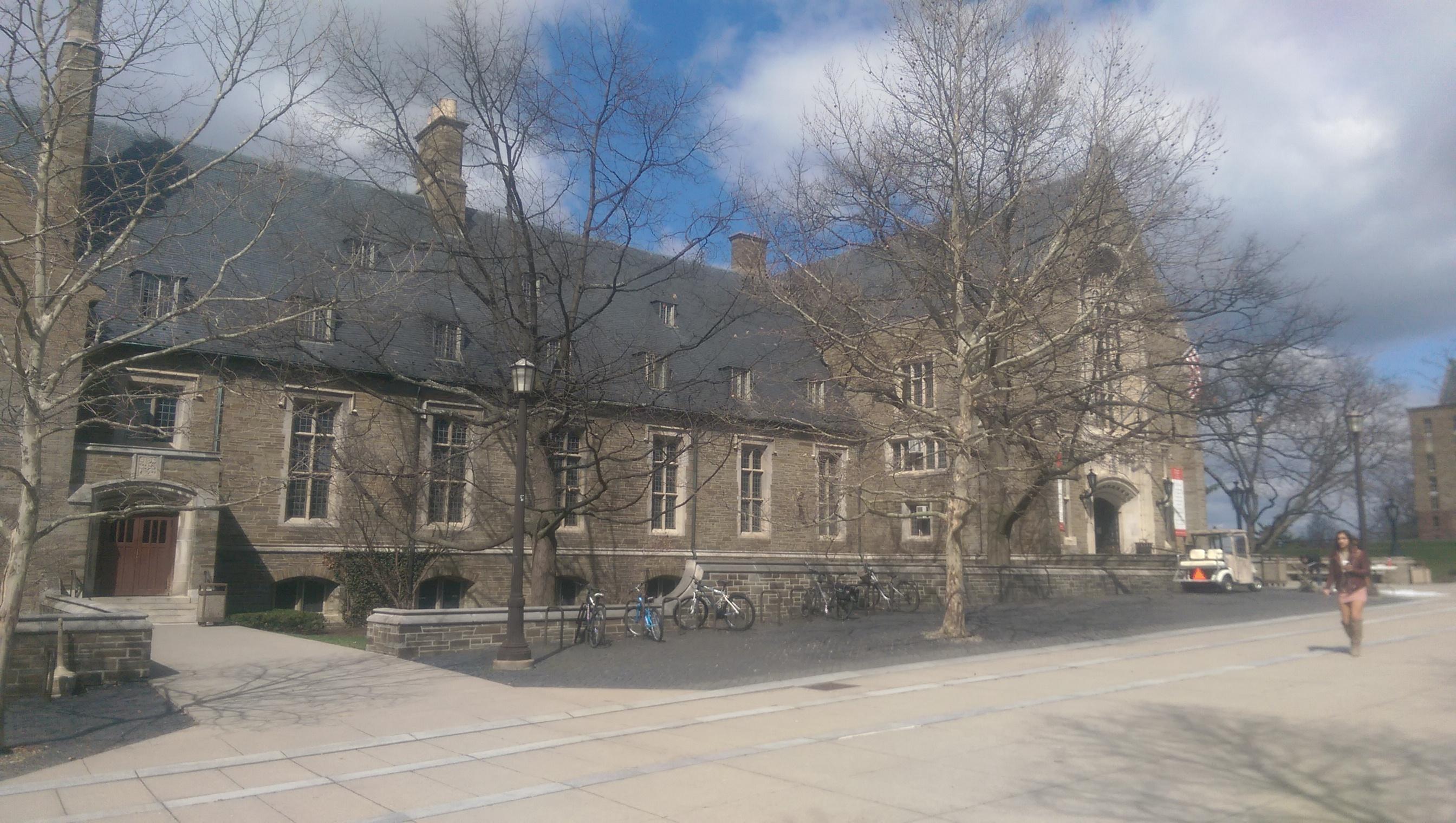 Architecture at Cornell - Edward Tremel on