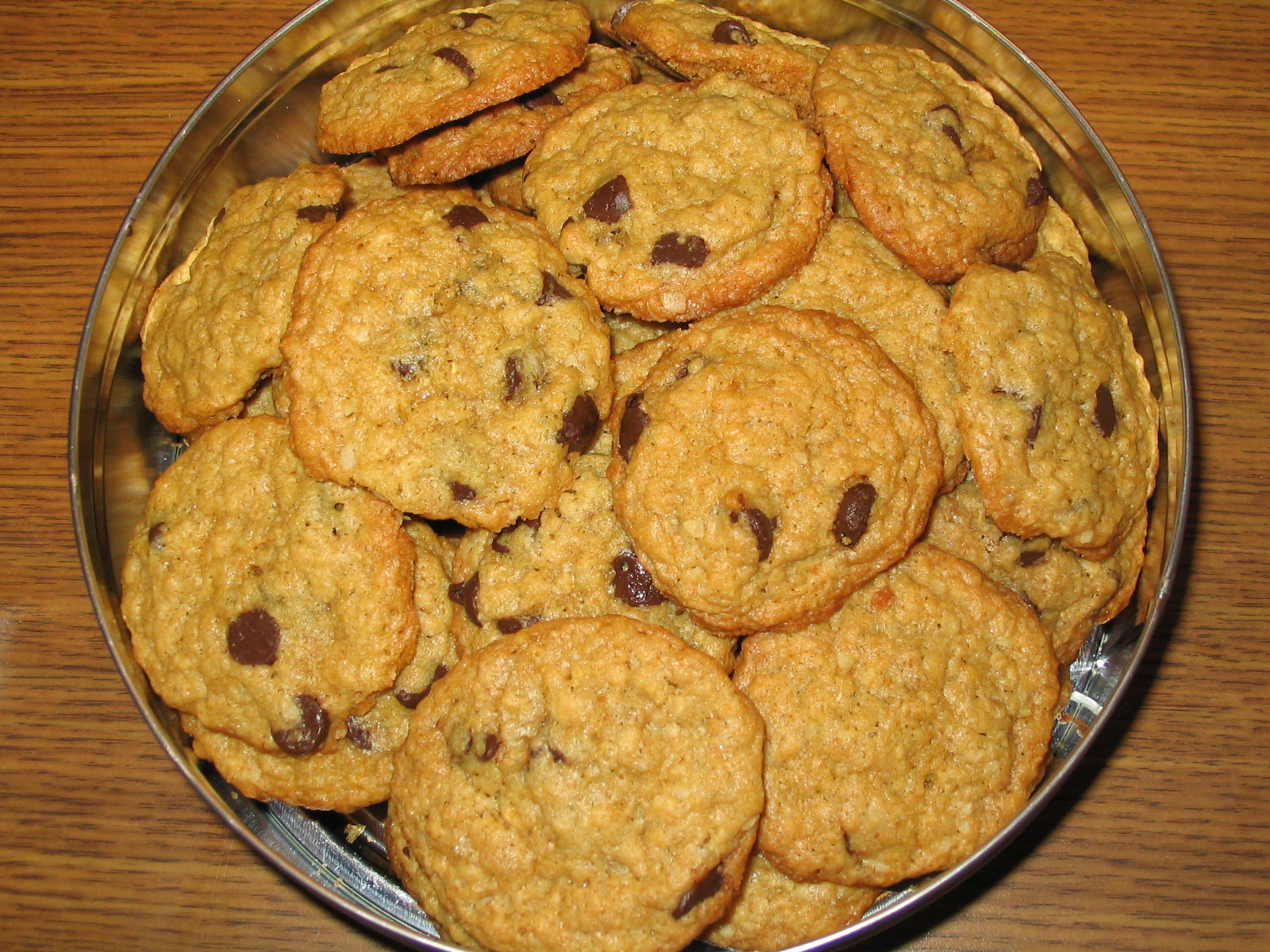 Chocolate Chip Cookies! (big!) - Democratic Underground