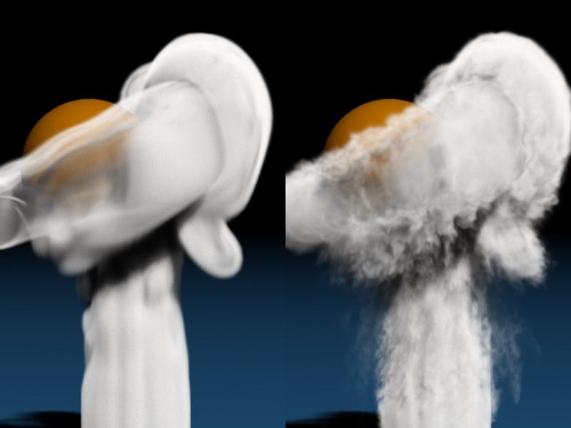 Smoke Simulation