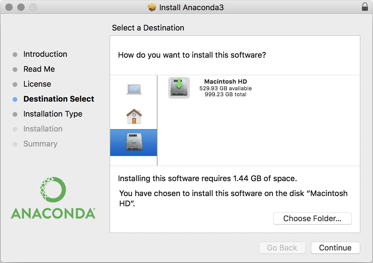 anaconda download mac