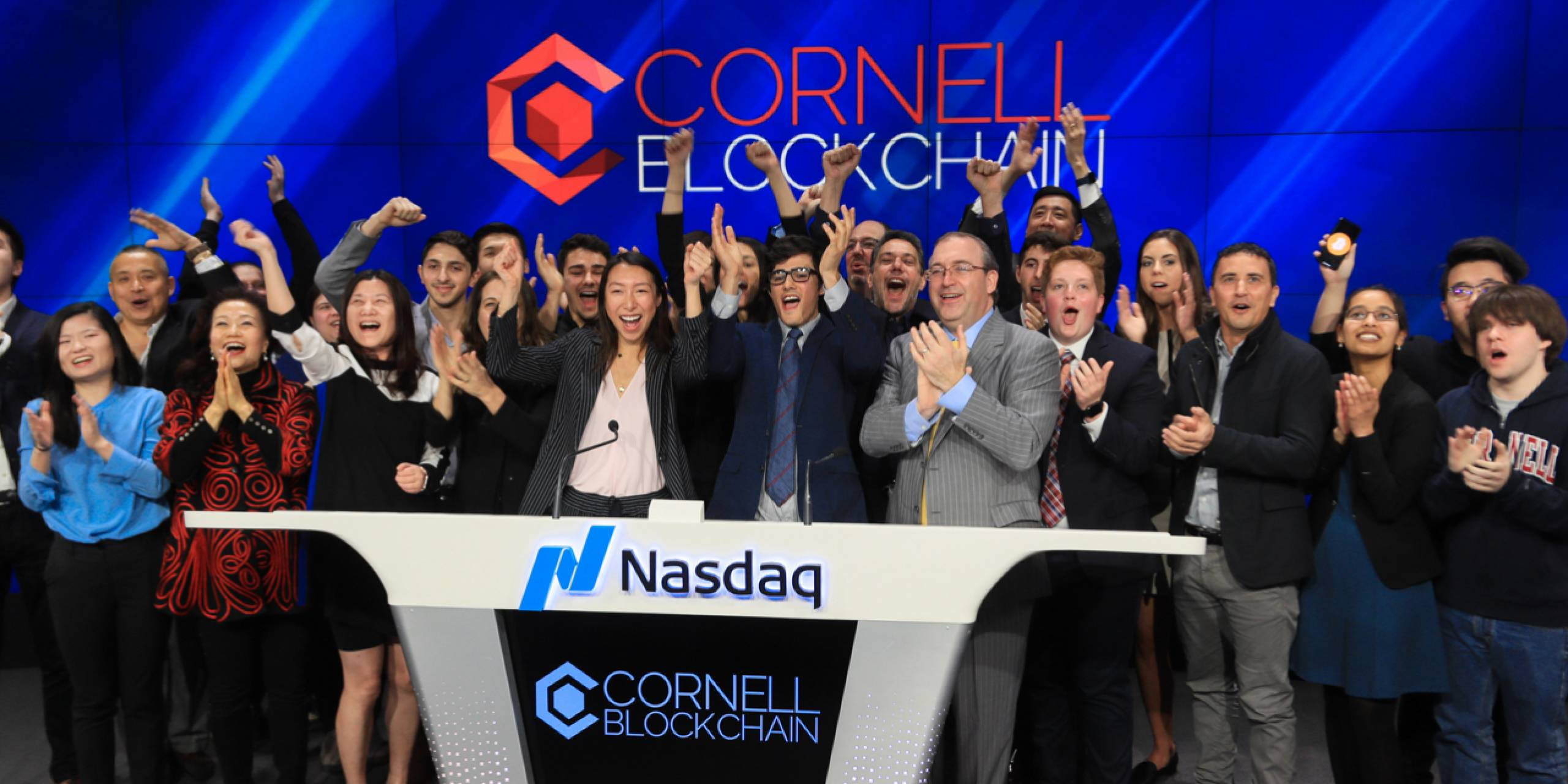 Cornell Blockchain Conference: The Future and Potential of Cryptocurrencies Nasdaq Event