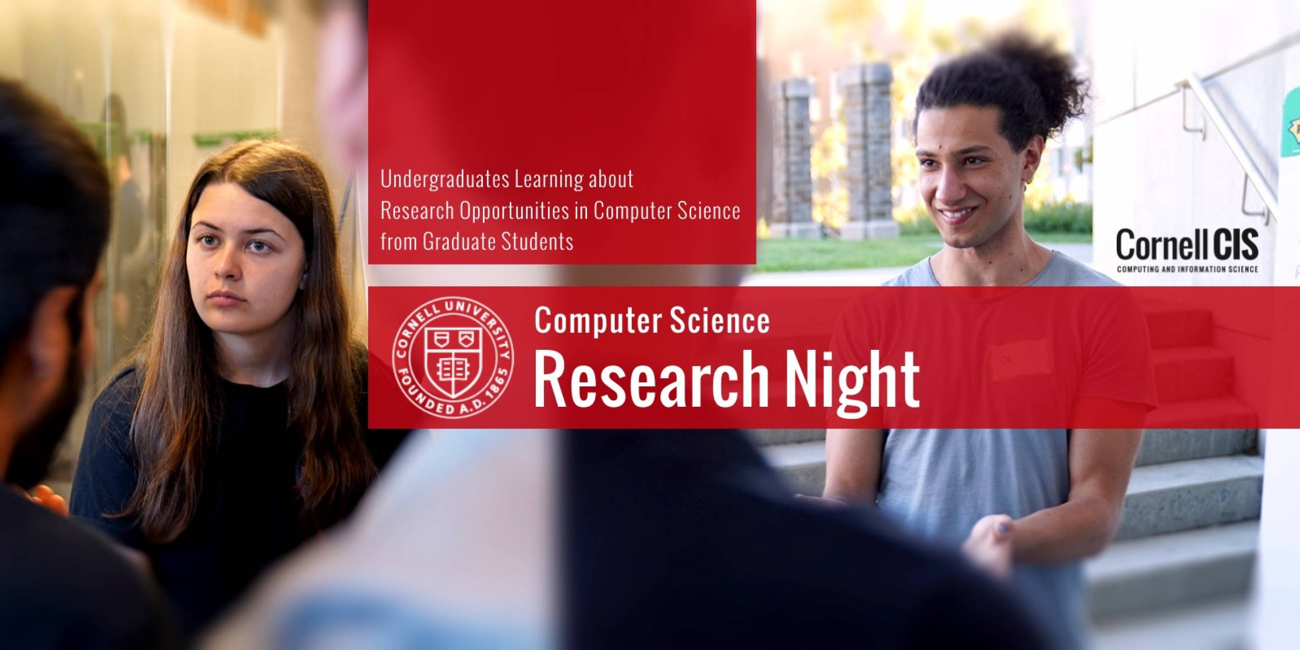 CS Research Night Fall 2019