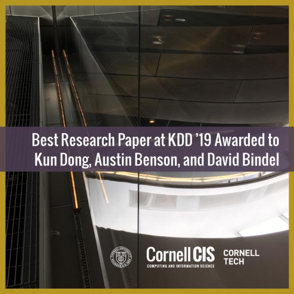 best research paper add 19