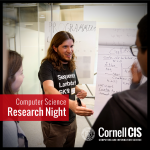 Computer Science Research Night, Fall 2019