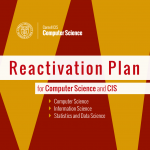 Reactivation Plan for Computing and Information Science